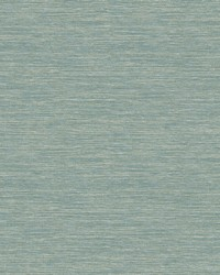 Challis Woven Wallpaper Teal by