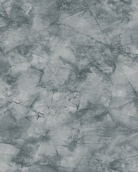 Pressed Petioles Wallpaper Teal by
