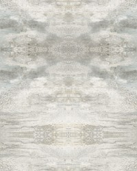 Serene Jewel Wallpaper Gray by