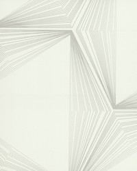 Quantum Wallpaper White Off Whites by