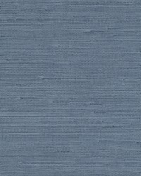 Pampas Wallpaper Blues by
