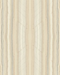 Festival Wallpaper Cream Beiges Yellows by