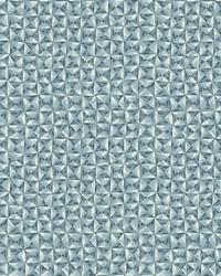 Bijou Wallpaper Blue Blues White Off Whites by