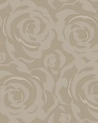 Lavish Wallpaper Taupe Beiges Blacks by
