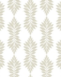 Broadsands Botanica Wallpaper Beige by