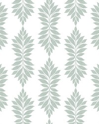 Broadsands Botanica Wallpaper Light Green by