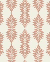 Broadsands Botanica Wallpaper Coral by