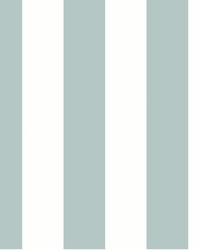 Awning Stripe Wallpaper Light Gray by