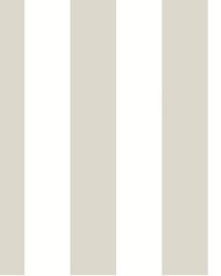 Awning Stripe Wallpaper Cream by