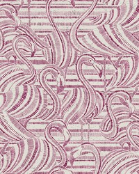 Flamingo Flamboyance Wallpaper Pink by