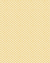 Solarium Geo Wallpaper Yellow by