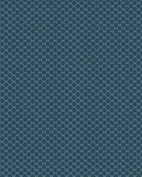 Solarium Geo Wallpaper Blue by
