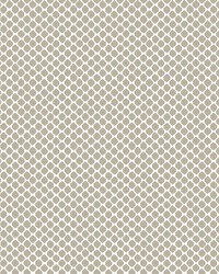 Solarium Geo Wallpaper Taupe by