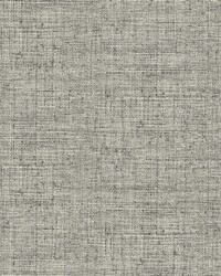 Papyrus Weave Wallpaper Charcoal by