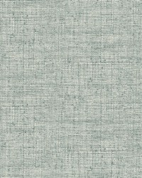 Papyrus Weave Wallpaper Turquoise by