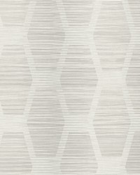 Congas Stripe Wallpaper Lt Grey by
