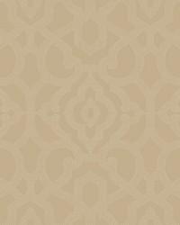 Allure Wallpaper medium taupe  cream by