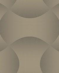 Freestyle Wallpaper dark grey  metallic gold by