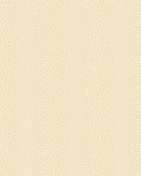 Canopy Wallpaper soft pearly gold  cream by