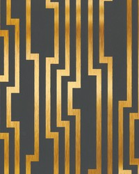 Velocity Wallpaper Gold by