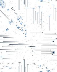 Star Wars: Galactic Battles Wallpaper Blue by