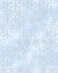 Disney Frozen 2 Snowflake Wallpaper Blue by