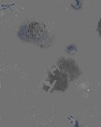 Star Wars: Good Night Galaxy Wallpaper Black by