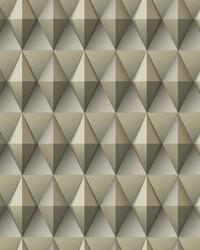Paragon Geometric Wallpaper Beige by
