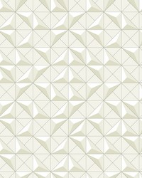 Puzzle Box Wallpaper White by
