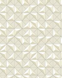 Puzzle Box Wallpaper Tan by