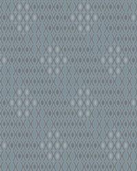 Smoke & Mirrors Wallpaper Blue by