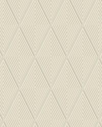 Conduit Diamond Wallpaper Tan by