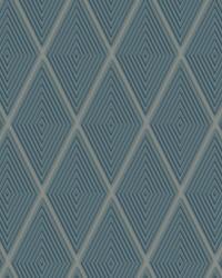 Conduit Diamond Wallpaper Green by