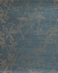 Sylvan Wallpaper  Gold Teal by