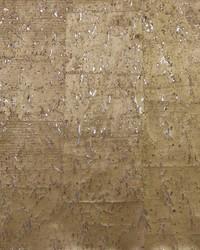 Cork Wallpaper  Gold by