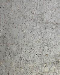 Cork Wallpaper  Warm Silver by