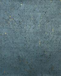 Cork Wallpaper  Teal by