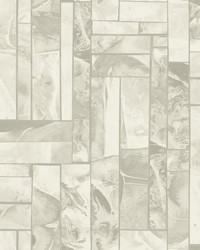 Moonbeams Wallpaper  Silver by