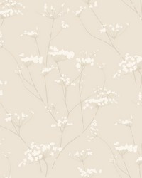 Enchanted Wallpaper Cream by