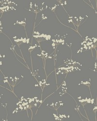 Enchanted Wallpaper Silver by