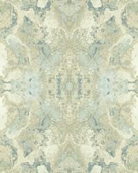 Inner Beauty Wallpaper Blue by