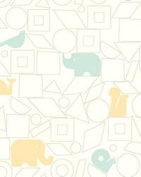 Animal Blocks DW2440 by