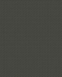 Oriental Filigree Wallpaper Black by