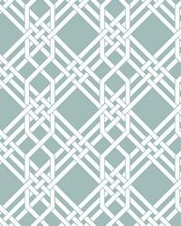Pagoda Wallpaper Jade by