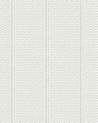 Japanese Panels Wallpaper Grey by