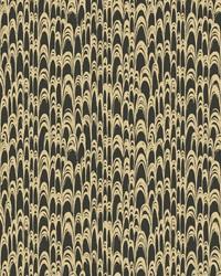 Waterjet Wallpaper Gold by