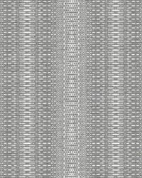 Market Stripe Wallpaper Black by