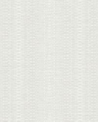 Market Stripe Wallpaper White by