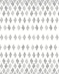 Diamond Ombre Wallpaper Black White by