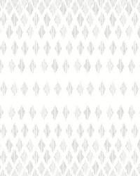 Diamond Ombre Wallpaper Gray White by